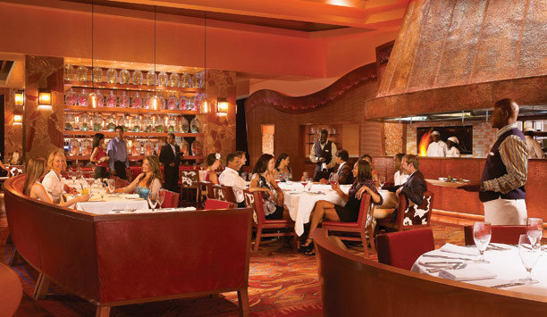 restaurant function hall Bar