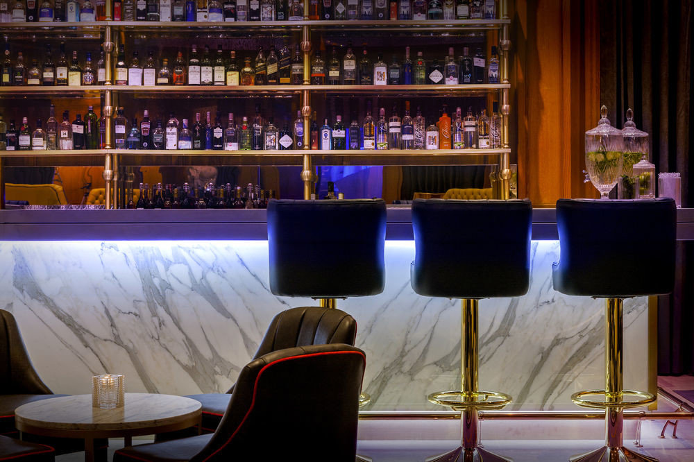 Bar restaurant function hall