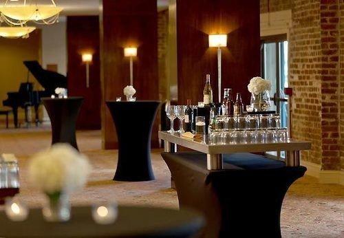 restaurant function hall Bar set