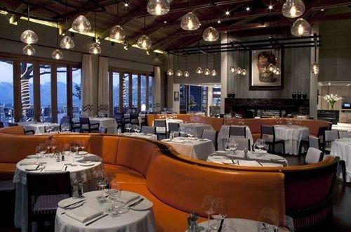 restaurant function hall Bar yacht