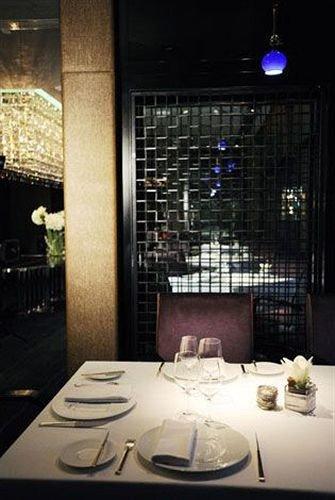restaurant lighting Bar glass
