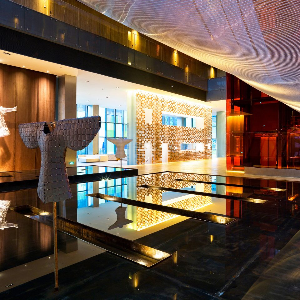Hip Lounge Luxury Modern Scenic views Lobby recreation room Bar Resort tourist attraction restaurant