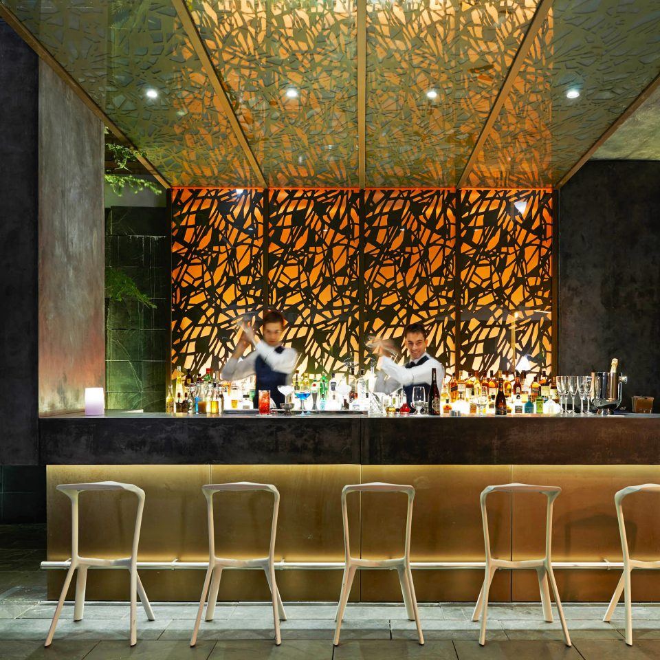 Bar Hip Lobby restaurant