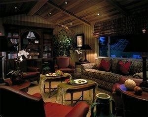 Hip Lounge Luxury Modern property living room Bar restaurant set cluttered