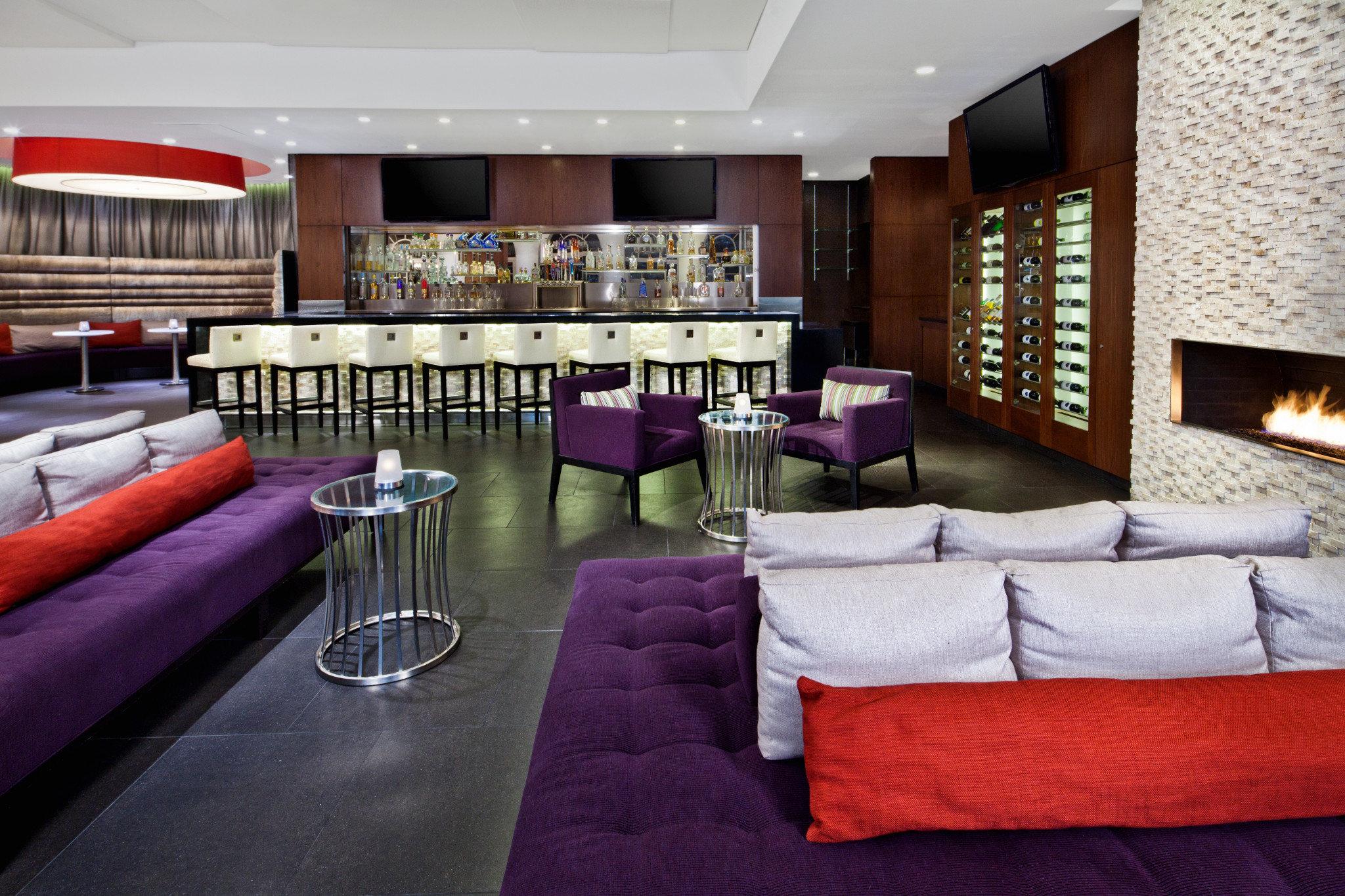 Hip Lounge Luxury restaurant Suite living room function hall Resort Bar