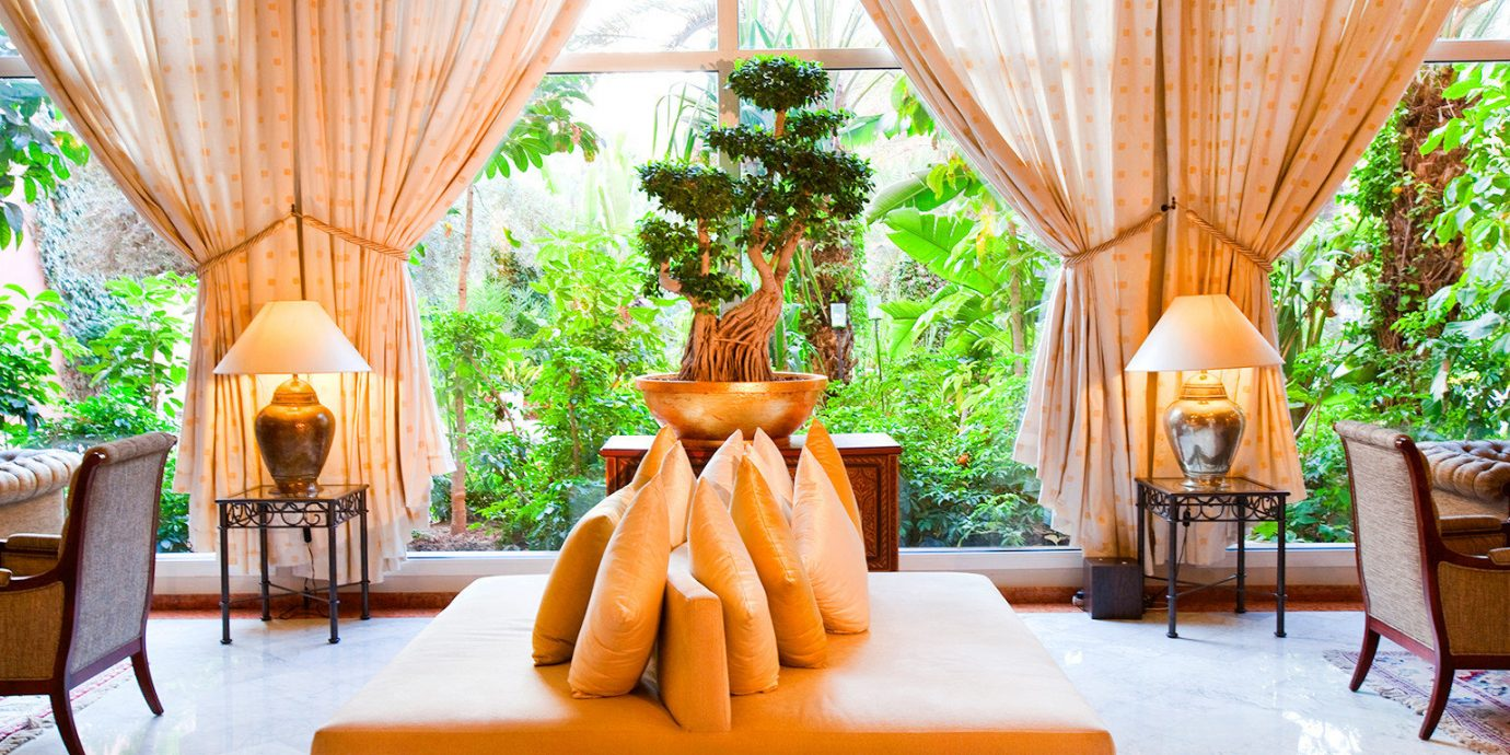 Bar Hip Lounge Party Resort curtain Villa living room eco hotel arranged