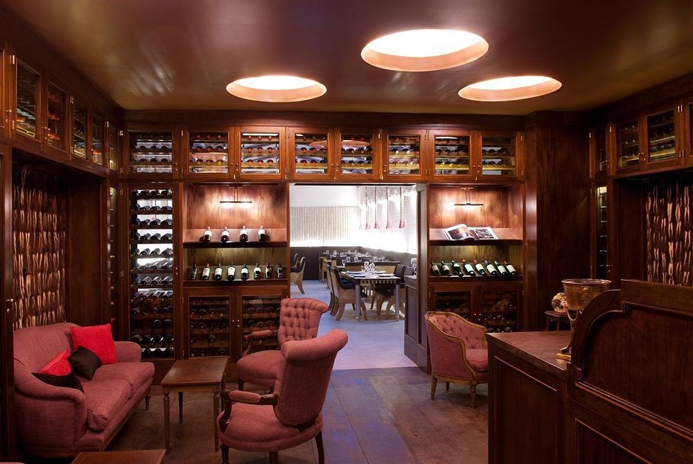 Bar home restaurant recreation room