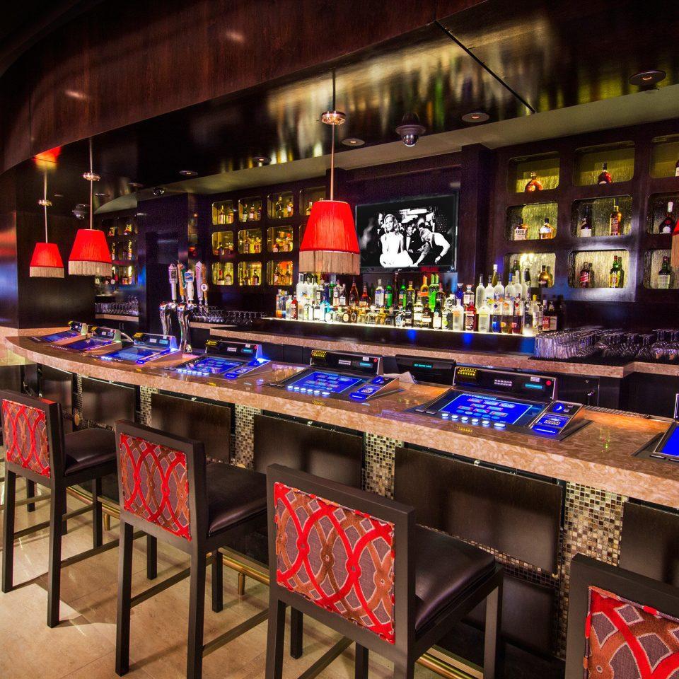 Hotels Bar restaurant store