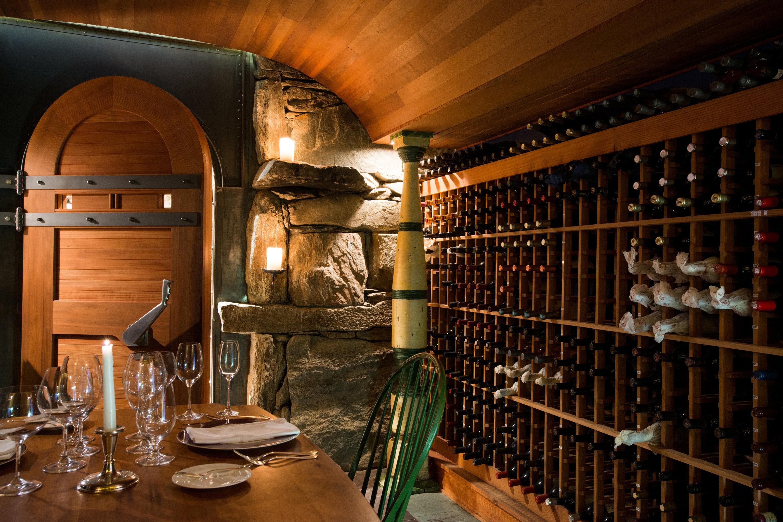 Hotels Romance man made object Winery wine cellar Bar restaurant basement