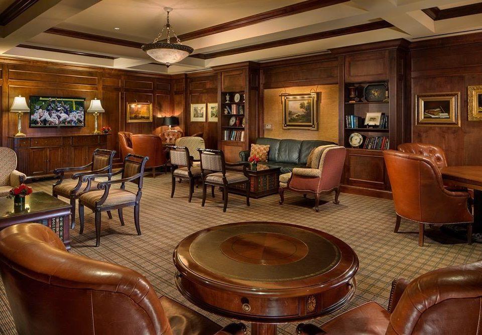 Inn Lounge chair recreation room Lobby vehicle Bar restaurant living room leather