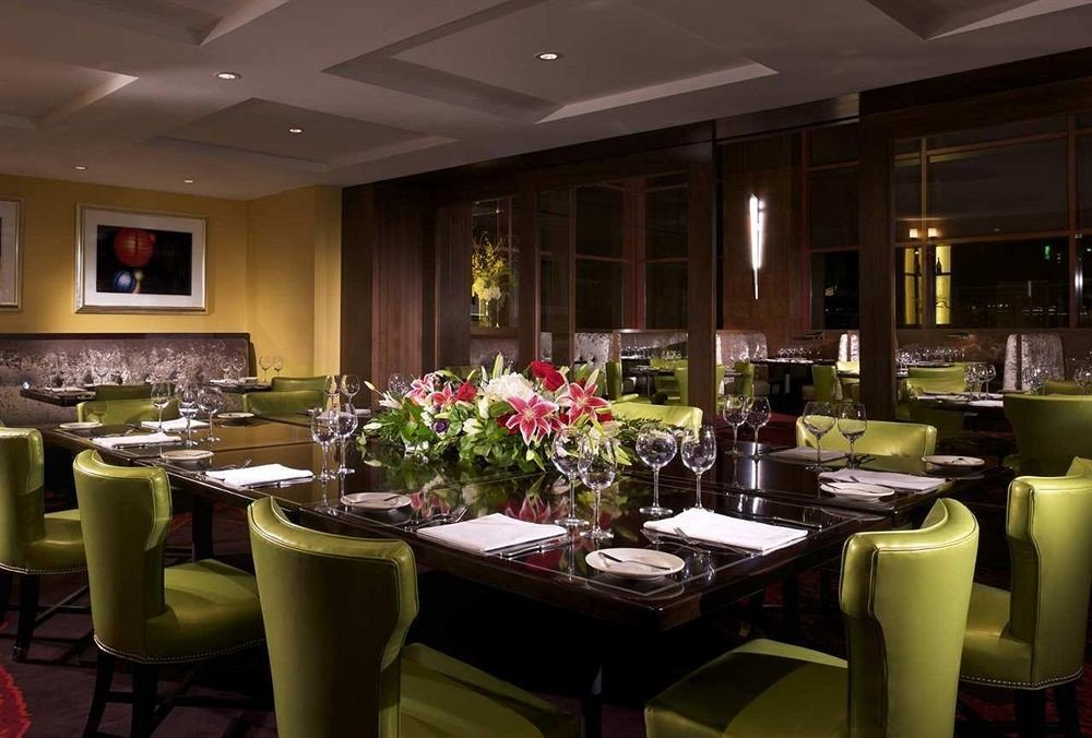 function hall restaurant conference hall ballroom Bar set Island