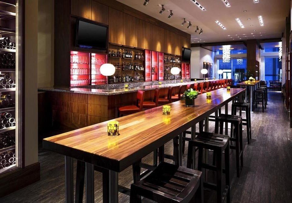 Bar recreation room counter billiard room restaurant Island