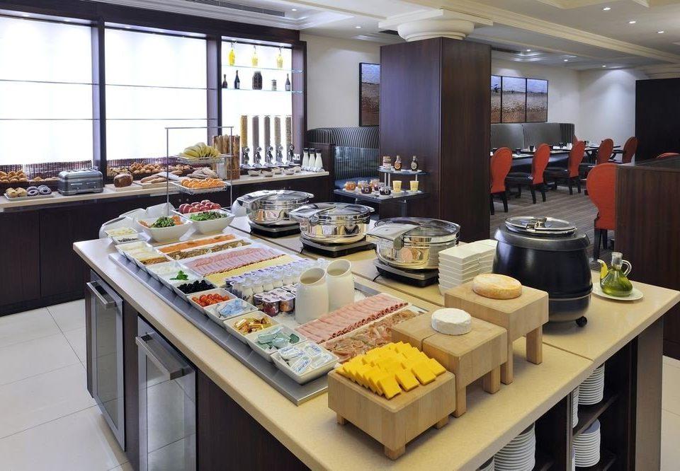 counter buffet brunch breakfast home food restaurant cuisine Island Bar