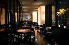 property building restaurant Bar dining table Island