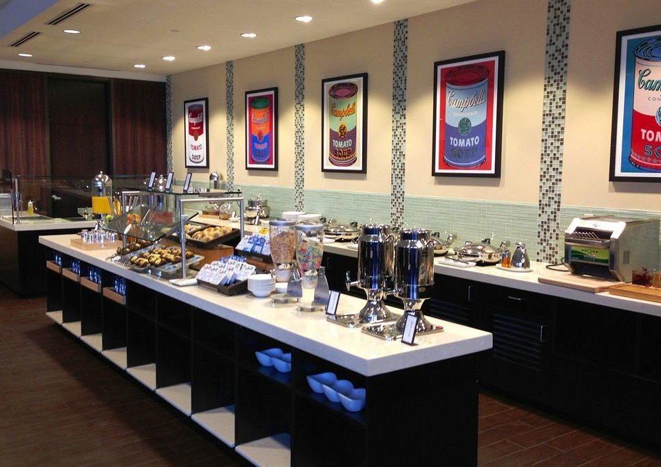 restaurant counter function hall Bar Island