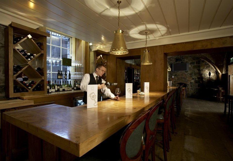 Kitchen home lighting Lobby counter Bar restaurant mansion Island