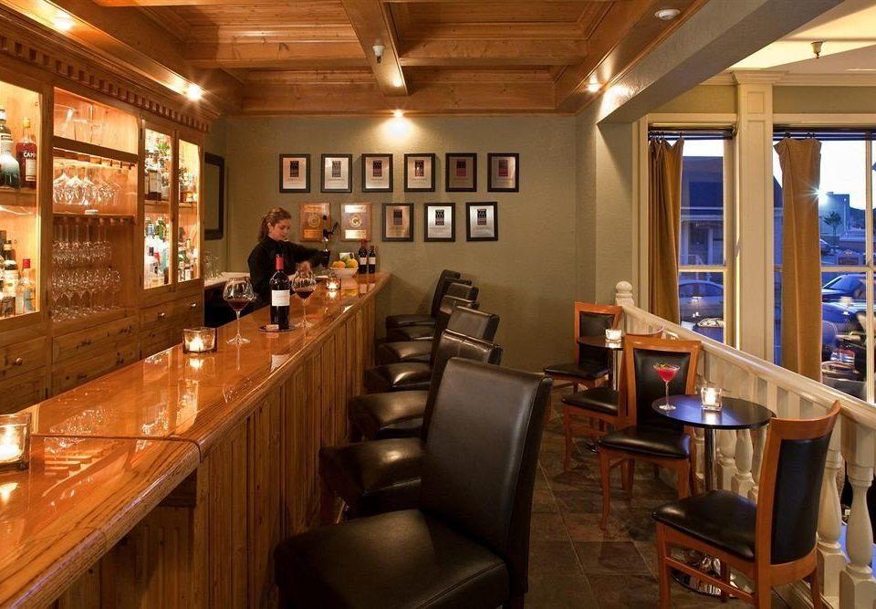 Kitchen restaurant Bar café Island Modern