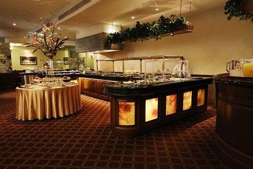buffet Bar restaurant function hall food Lobby cuisine Island