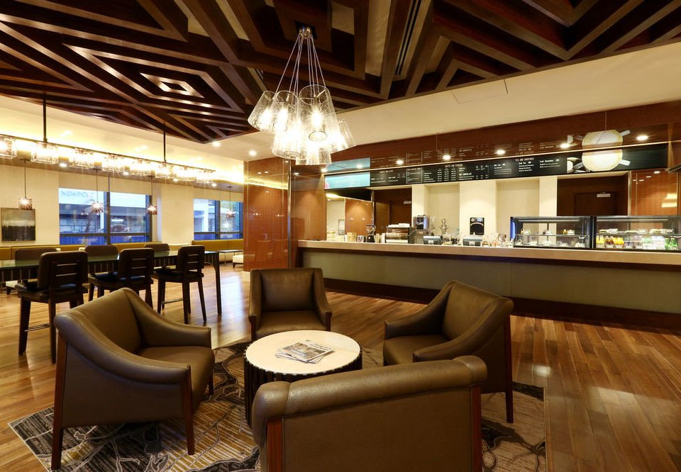 property Lobby recreation room restaurant Bar café Island
