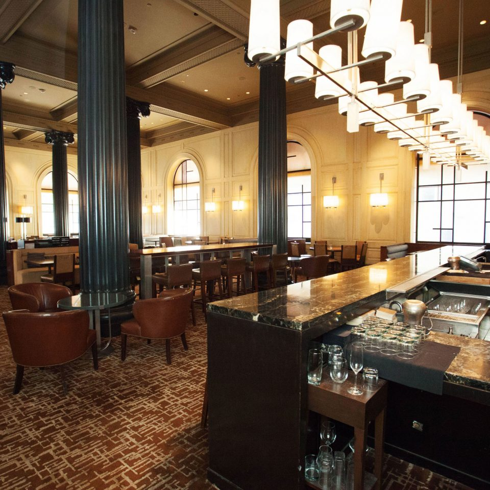 property restaurant home Lobby Bar Island