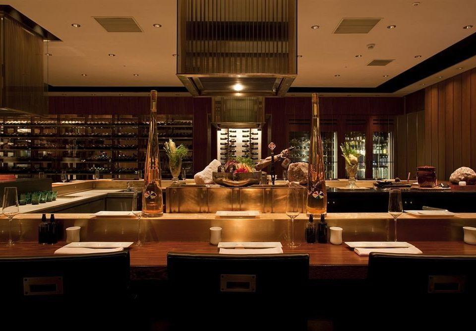 restaurant Bar Lobby Island