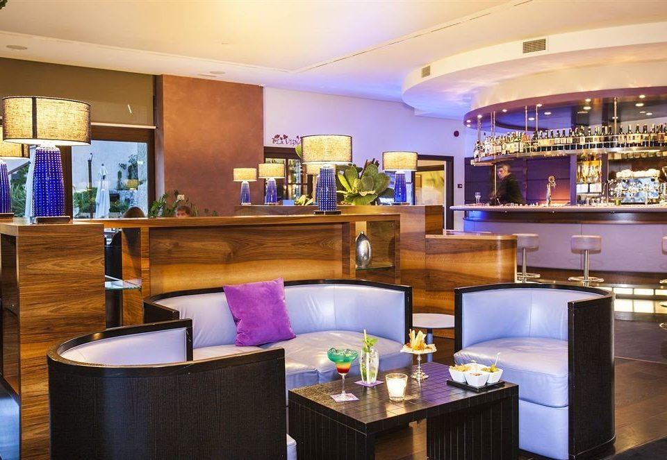 Bar restaurant Island