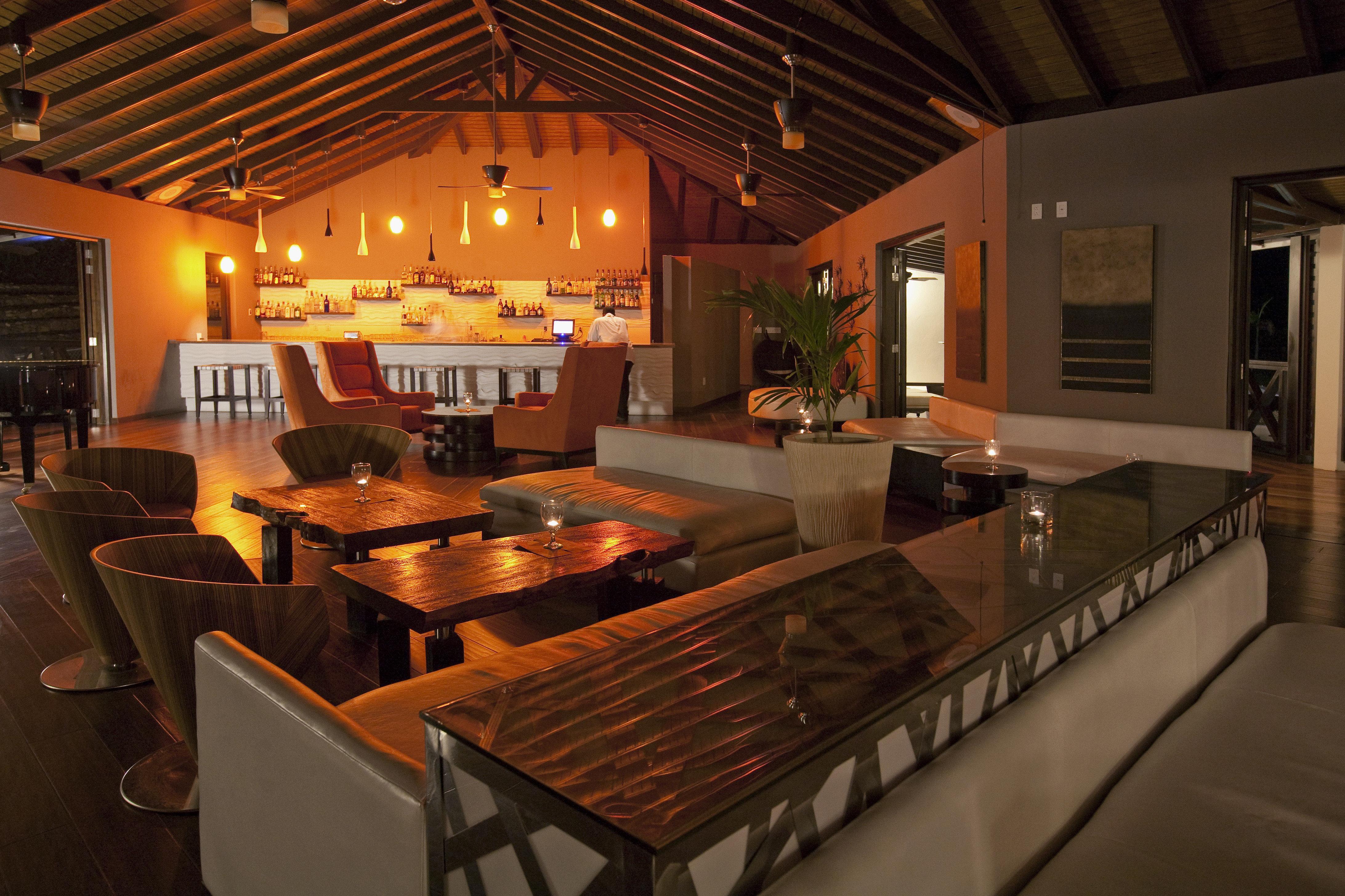 property recreation room home billiard room living room cottage Villa Bar Island