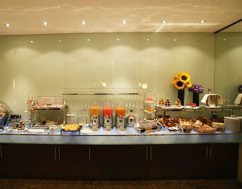 Kitchen counter restaurant food bakery buffet cafeteria cuisine preparing cooking Bar