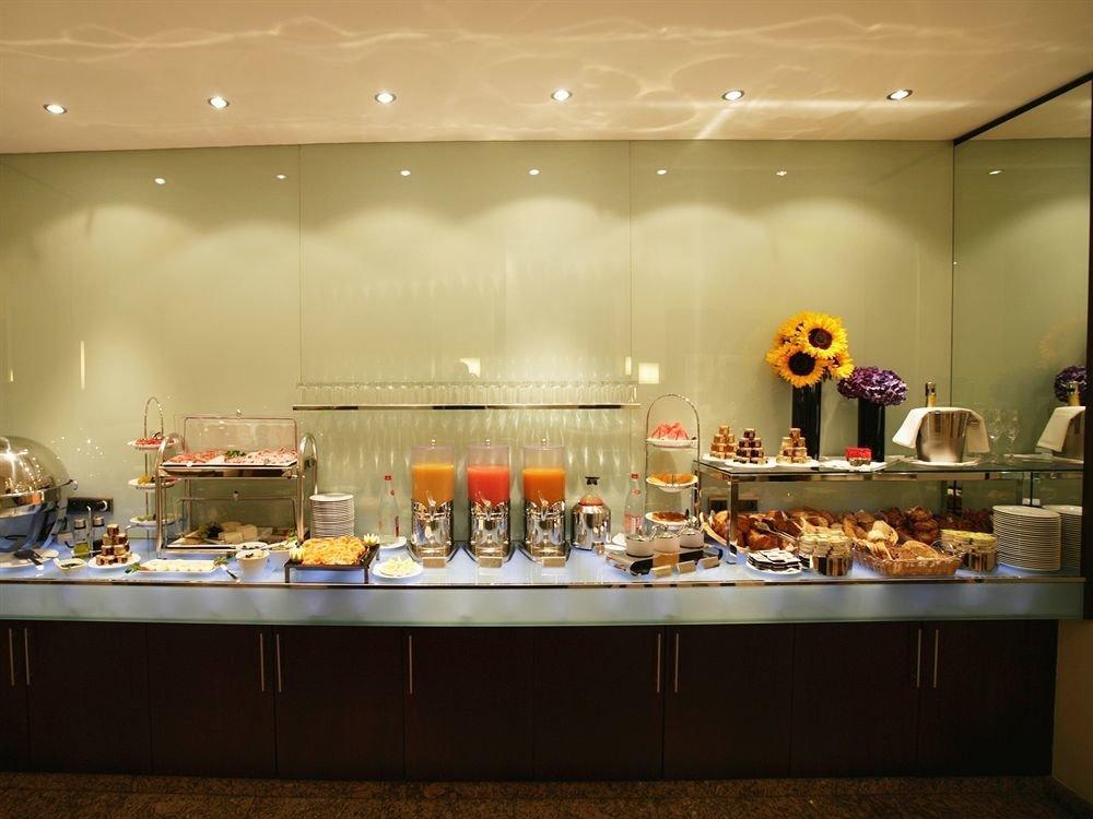 Kitchen counter restaurant food bakery buffet cafeteria cuisine preparing cooking Bar