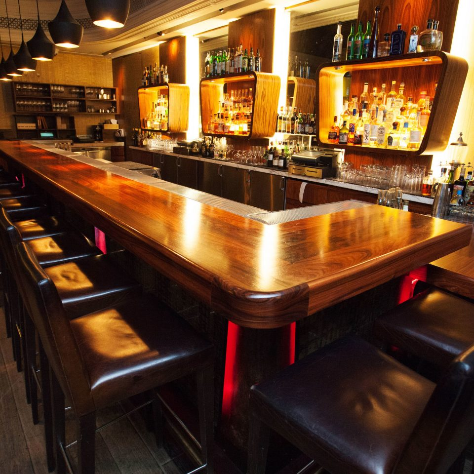 Kitchen Bar restaurant billiard room recreation room