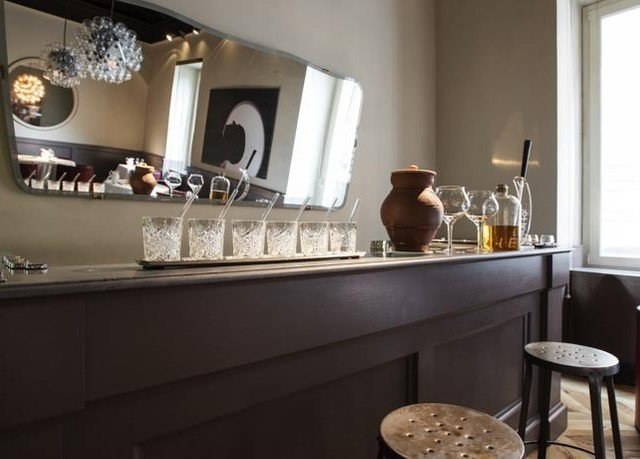 property Kitchen countertop home cabinetry Bar dining table