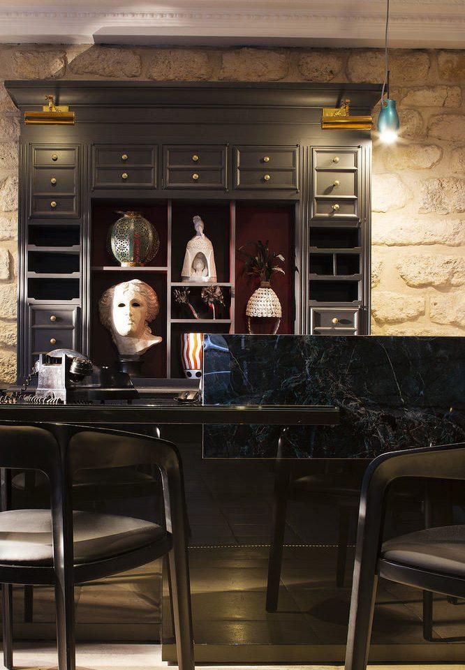 home cabinetry Bar restaurant lighting living room Kitchen