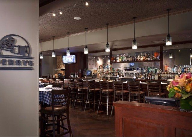 Kitchen restaurant café Bar function hall