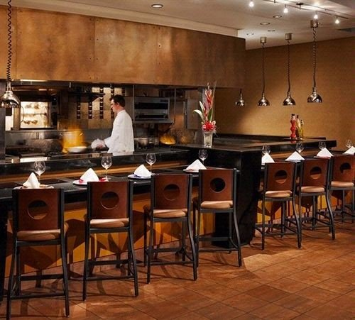 Kitchen restaurant café function hall Bar cafeteria cuisine dining table