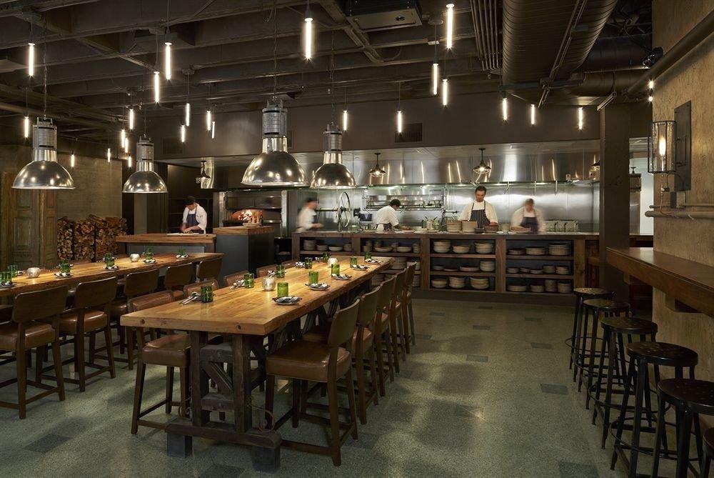 Kitchen chair restaurant cafeteria café Bar