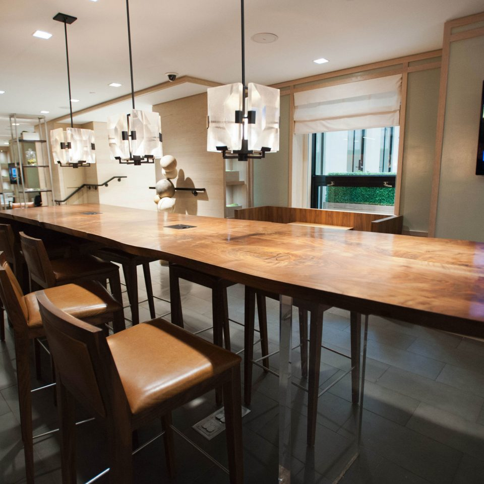 chair property home Kitchen Bar dining table