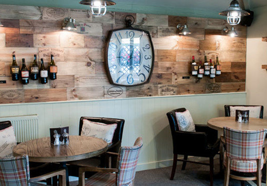property restaurant cottage home Bar Kitchen cluttered
