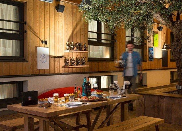 property home restaurant cottage Kitchen Bar