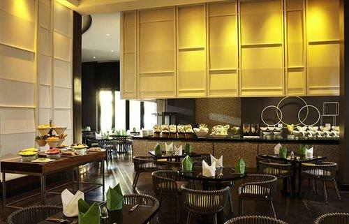 Kitchen restaurant lighting Bar