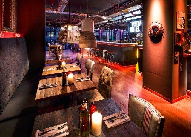 Bar restaurant nightclub screenshot leather