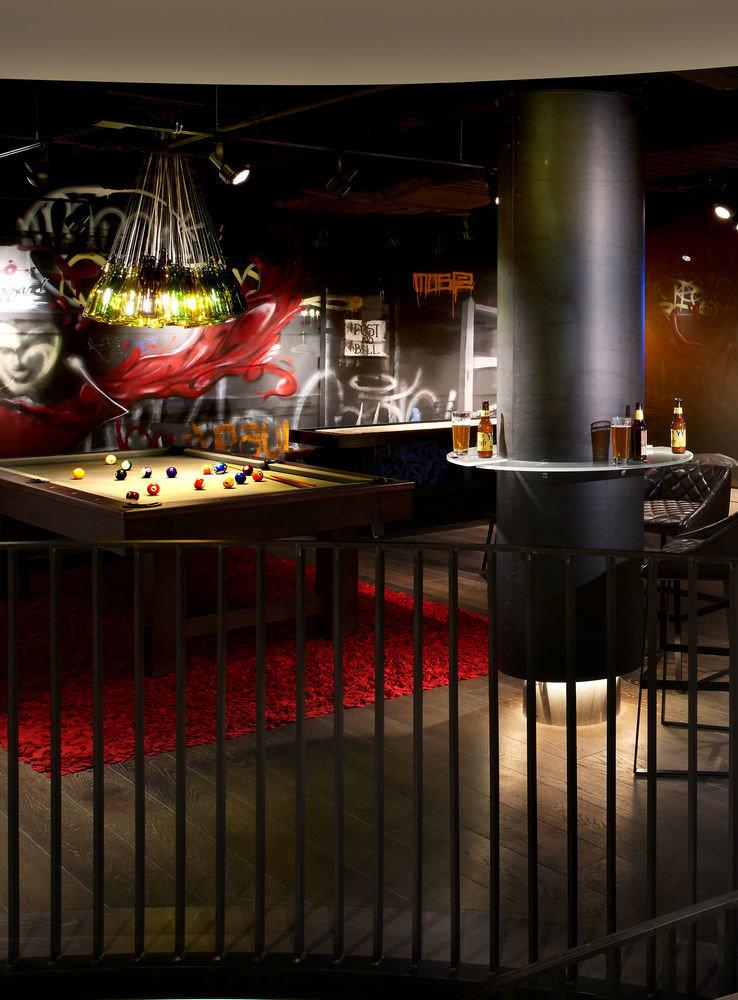 light night Bar restaurant lighting