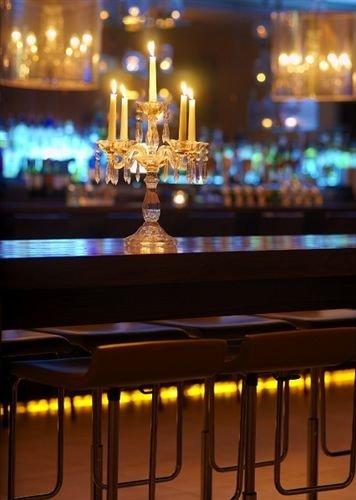 Bar lit lighting