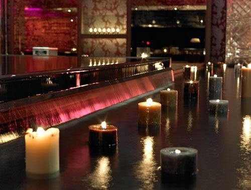Bar lighting restaurant nightclub