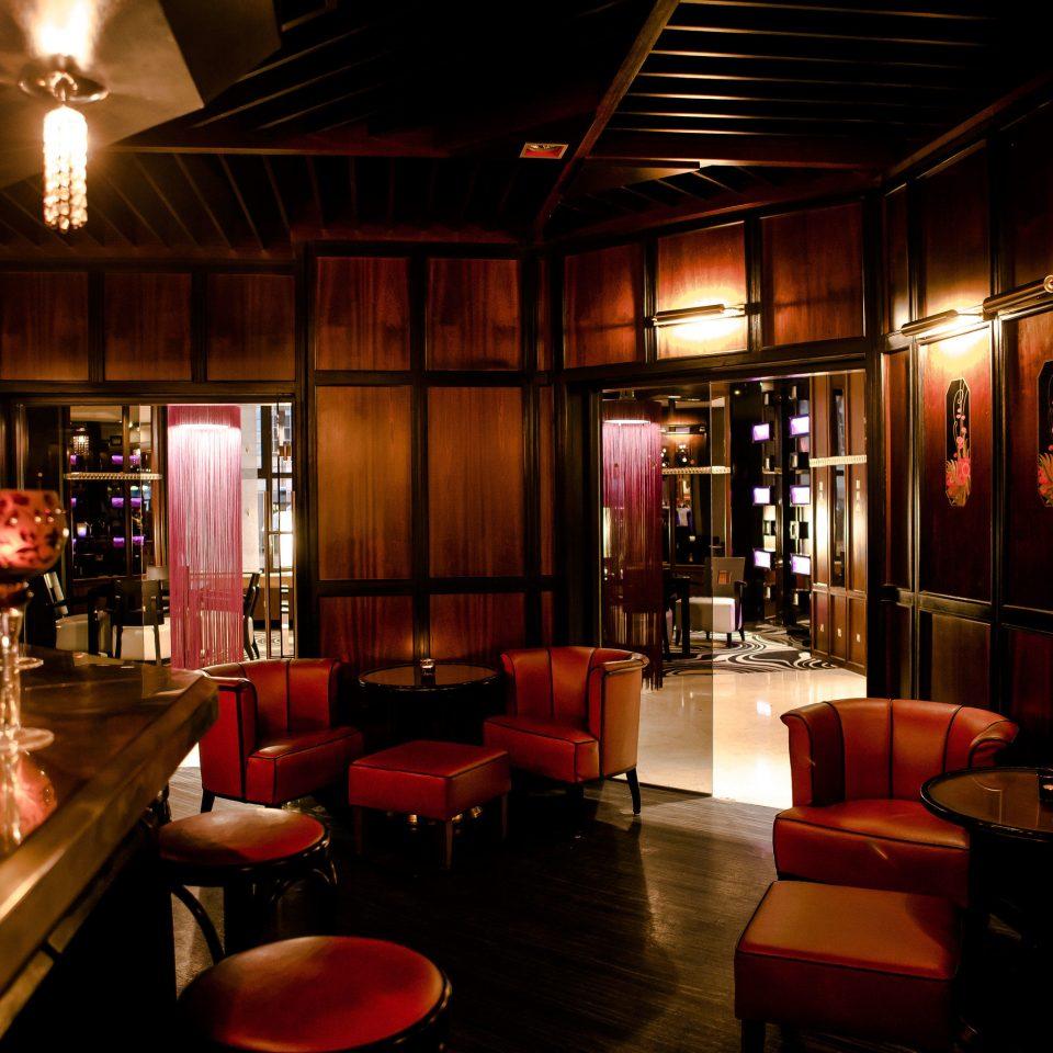Bar restaurant lighting nightclub