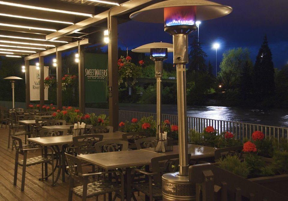 restaurant lighting Bar