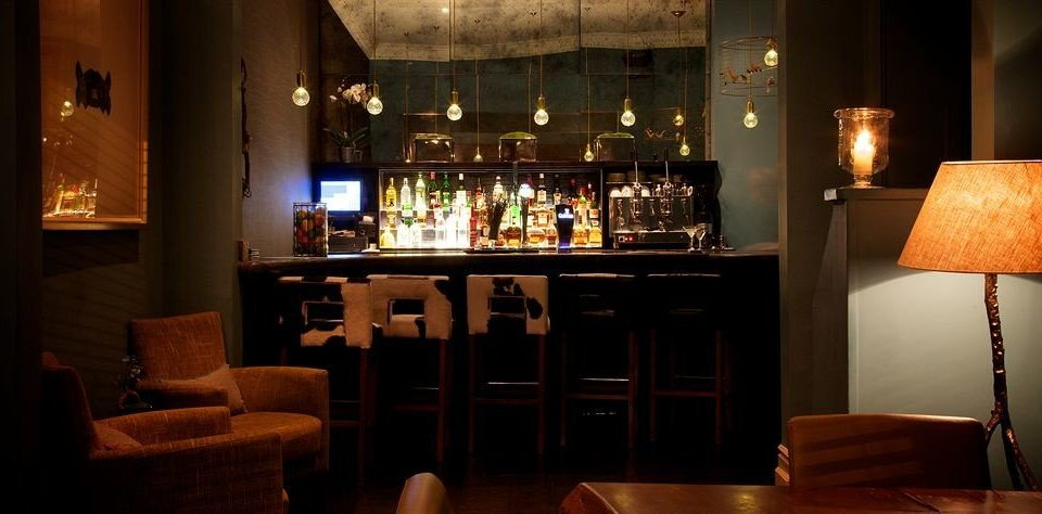 lighting restaurant Bar