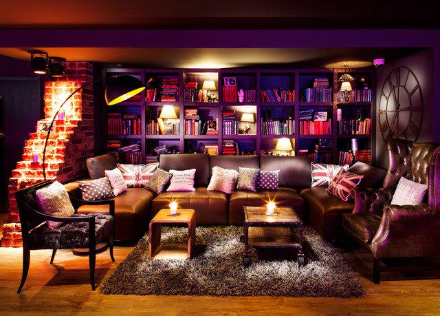 living room Bar nightclub