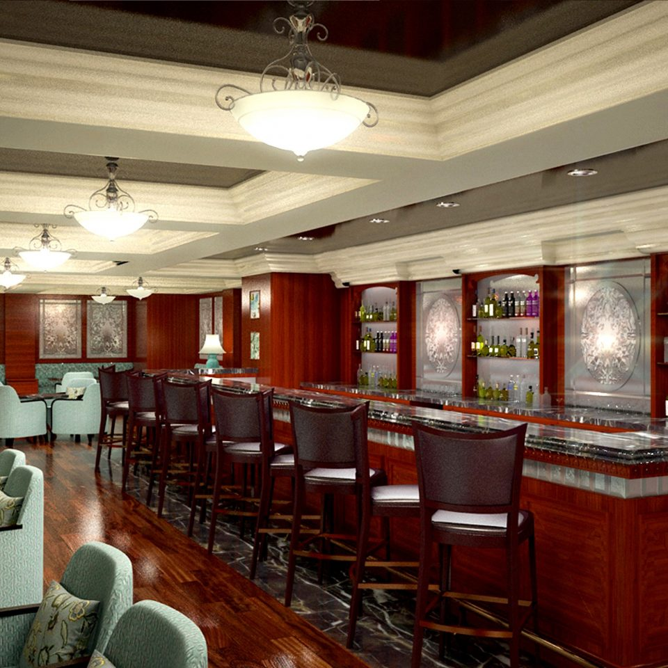 Lobby function hall recreation room auditorium restaurant ballroom Bar
