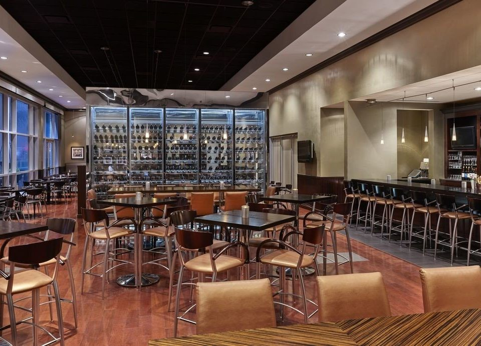 chair function hall restaurant auditorium conference hall convention center Lobby ballroom Bar cafeteria