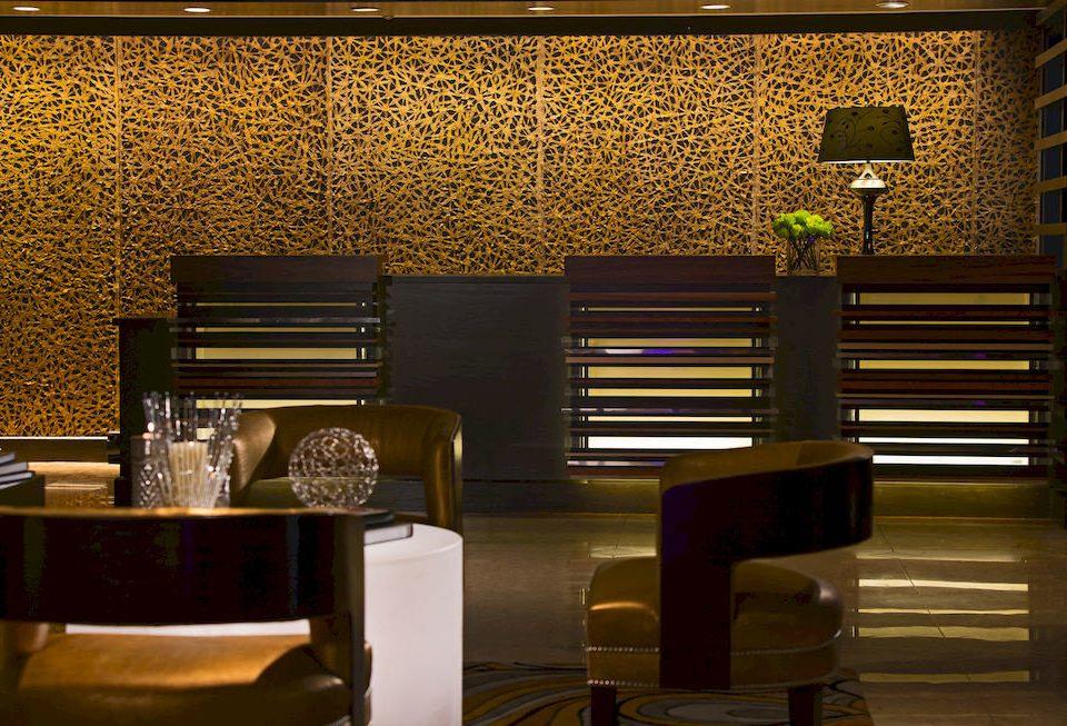 Lobby restaurant auditorium lighting living room Bar